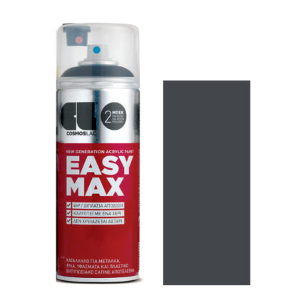 Spay Easy Max 400ml, Dark Grey No 806