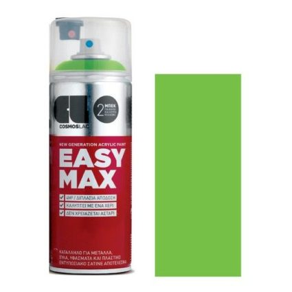 Spay Easy Max 400ml, Green No 860