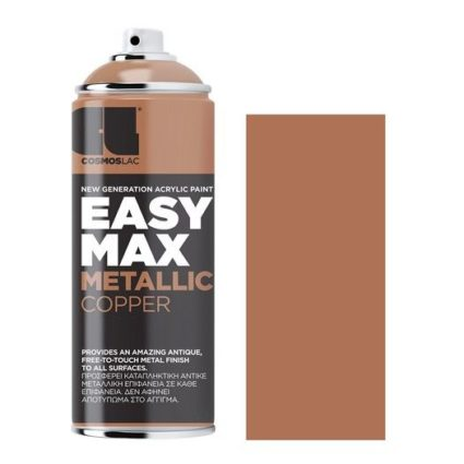 Spay Easy Max 400ml, Metallic Copper No 903