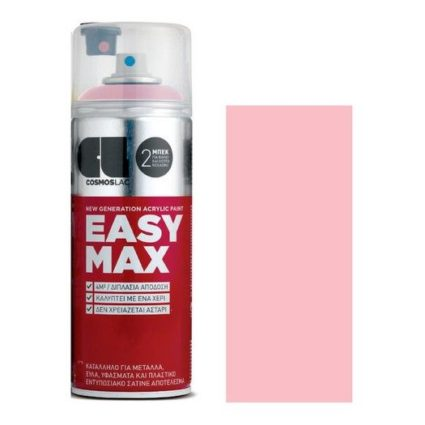 Spay Easy Max 400ml, Pastel Pink No 872