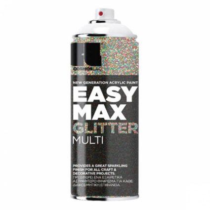 Σπρέι Easy Max Cosmos Lac Glitter Multi