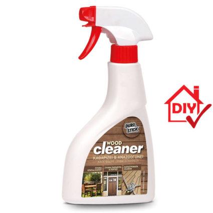 Wood Cleaner Καθαριστικό Ξυλοκατασκευών & Επίπλων Κήπου