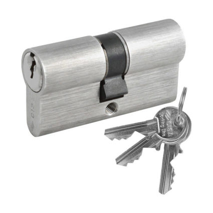 Cisa Κύλινδρος Locking Line Νίκελ