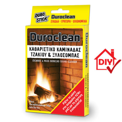 Duroclean Καθαριστικό Καμινάδας, Τζακιού & Ξυλόσομπας