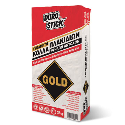 Gold Εύκαμπτη Κόλλα Πλακιδίων