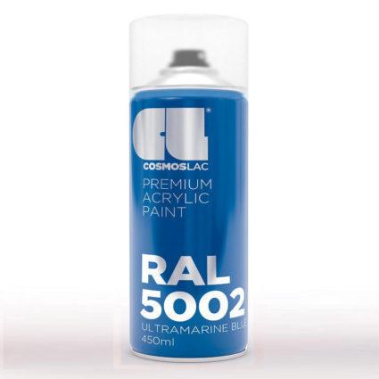 Σπρέι Ακρυλικά Cosmos Lac Acrylic Ral 5002